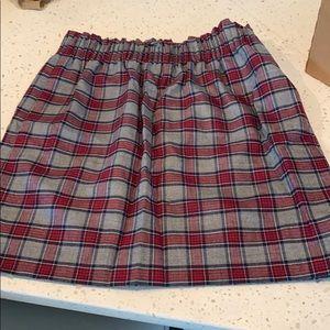 JCrew Skirt Size 2